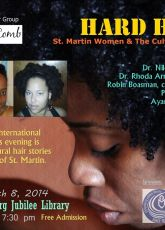 St. Martin women tell their own hair stories for International Women's Day