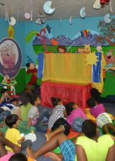 USM Host Their Annual Puppet Show at the Philipsburg Jubilee