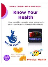 Know Your Health