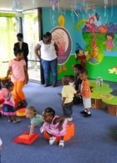 Library launches Annual Baby & Toddler Campaign with Activities