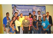 Readers are Leaders re-launch