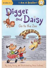 Digger and Daisy Go to the Zoo (3-6 Years)