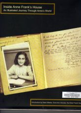 Inside the Anne Frank's House: an Illustrated Journey through Anne's World