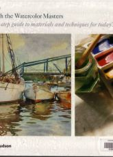 Paint with the watercolor masters