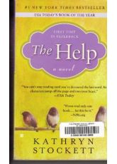 The Help book and cd