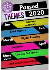 Passed themes for 2020 events calendar
