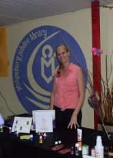 Power of Knowledge Series Christel Horst a lover of Essential oils presentation