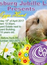 Library Host fourth Annual Easter Egg Hunt