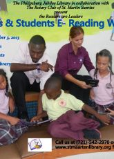 PJL's free E-Reading  workshop for parents & students on Thursday