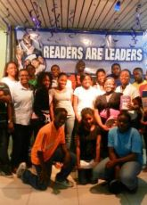 Readers are Leaders celebrate Black History Month with Cultural Evening