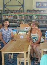 Donation Island Gems to  Childrens section Philipsburg Jubilee Library